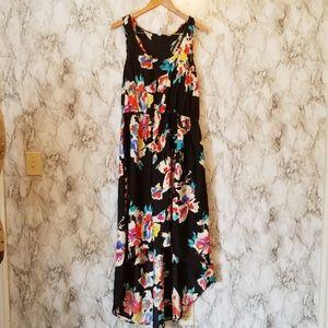 Xhilaration| Hi low dress